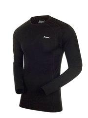 Bergans термобелье футболка 1964 Fjellrapp Shirt Black