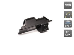 Камера заднего вида для Opel Meriva B 10+ Avis AVS326CPR (#068)
