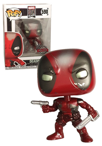 Marvel 80th Deadpool (Exc) Funko Pop! Vinyl Figure || Дедпул