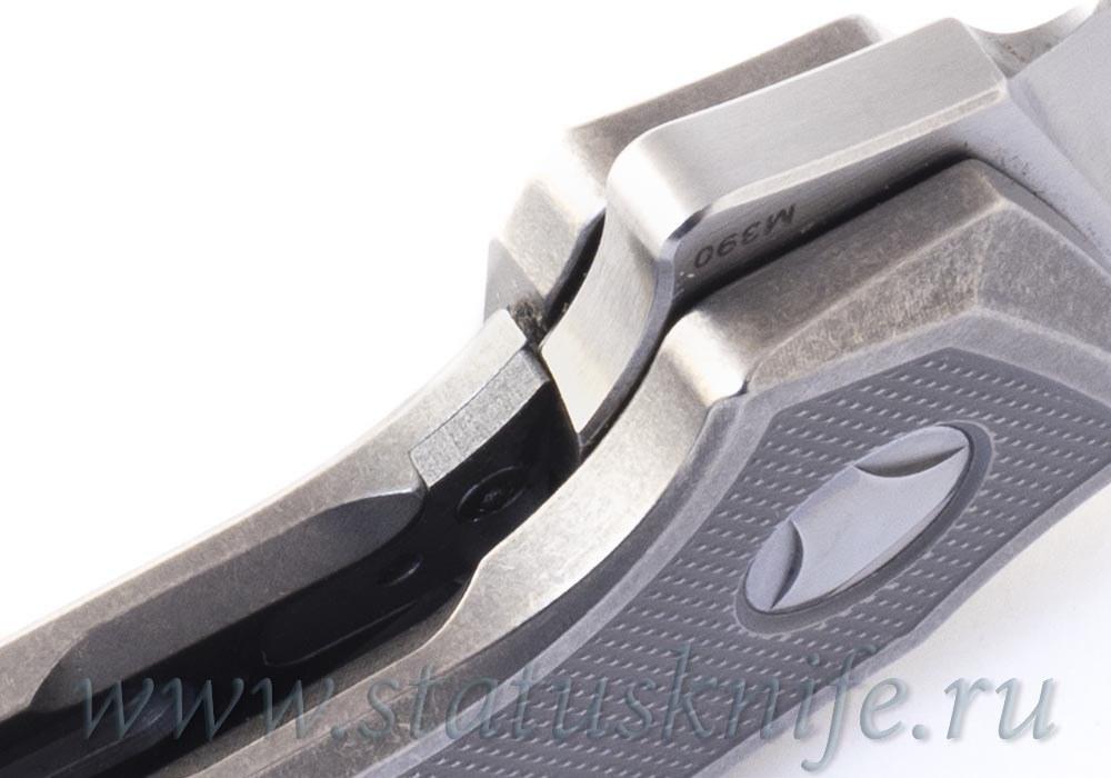 Нож Muscle сатин CKF and Tashi Bharucha Limited - фотография