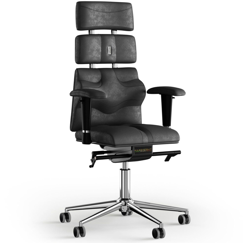 Кресло KULIK SYSTEM PYRAMID Антара с подголовником