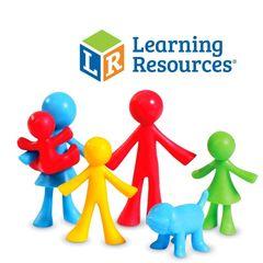 Фигурки людей Learning Resources