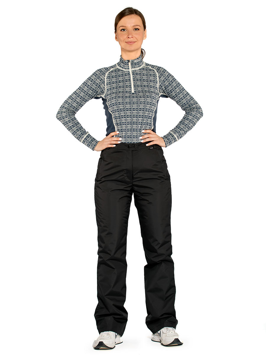 Maritta брюки Meri цвет черный