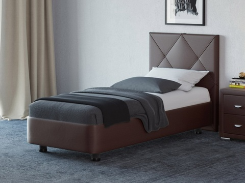 Односпальная Кровать Rocky 1 с основанием (Роки 1)