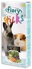 Палочки для кроликов и морских свинок FIORY Sticks с овощами