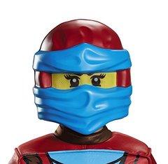 Лего Ниндзяго Ния детская Маска — Ninjago Nya Lego Child Mask