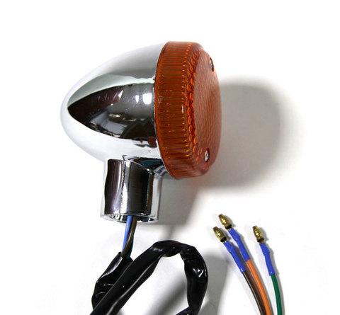 Поворотник 3-х проводной для Honda Steed 400, VT 600, шт.