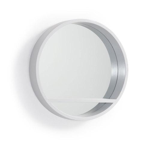 Зеркало Goes манго белое