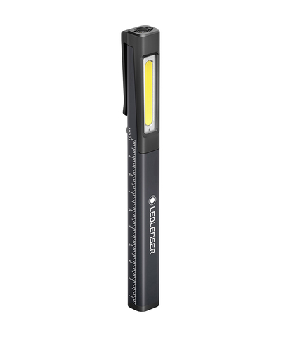 Фонарь светодиодный LED Lenser IW2R laser, 150 лм., аккумулятор
