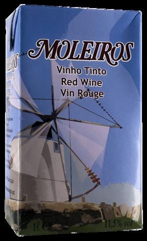 Moleiros Vinho Tinto Red Wine Vin Rouge
