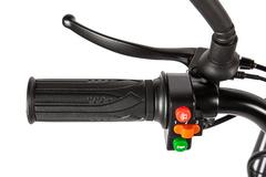 Велогибрид e-ALFA L с кофром