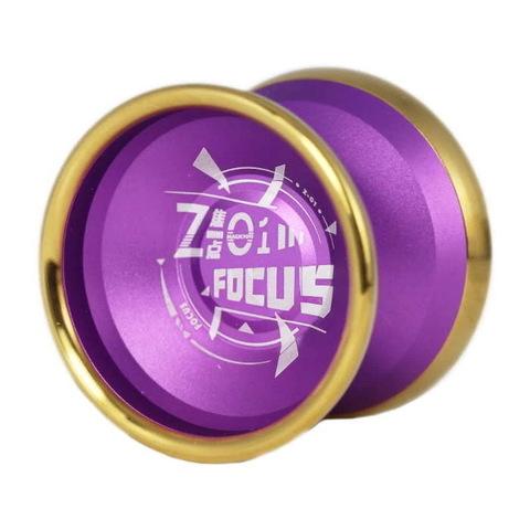 фиолетовый (золотой обод)