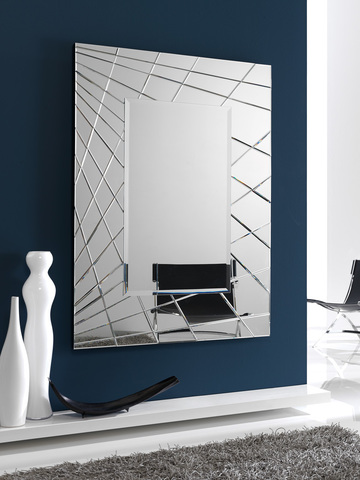 Зеркало Fusion прямоугольное