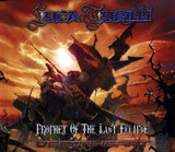 Luca Turilli / Prophet Of The Last Eclipse - Demonheart (RU)(CD)