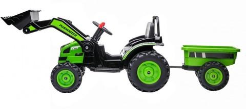 Трактор с прицепом HL389