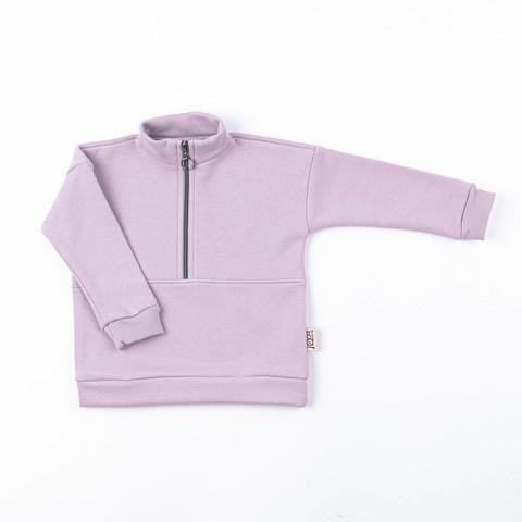 Warm sporty sweatshirt - Heather