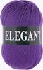 Пряжа Vita Elegant 2086 (Пурпурный)