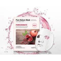 Тканевая маска с экстрактом граната 25 мл