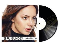 Vinil \ Пластинка \ Vynil EBRU GUNDES- ARAFTAYIM LP /LP