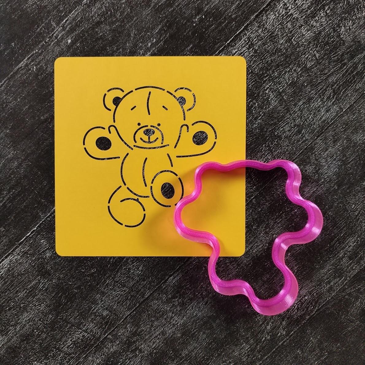 Мишка Тедди №25