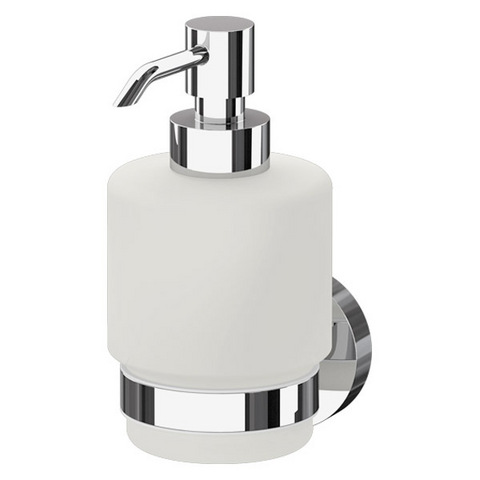 Емкость для жидкого мыла стеклянная HARMONIE HAR 015 Artwelle