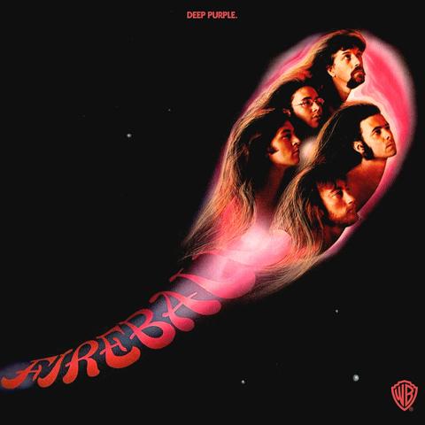 Deep Purple / Fireball (LP)