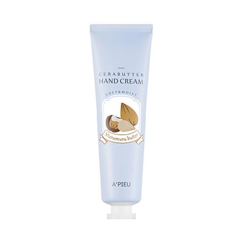 A'Pieu Cerabutter Hand Cream Murumuru Butter ухаживающий крем – баттер с маслом мурумур