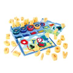 Playgo Игровой набор для рисования со штампами (Play 7555)