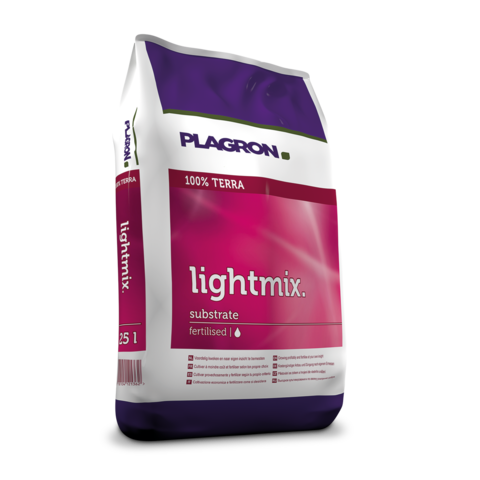 Субстрат Plagron LightMix 25L