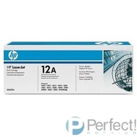 HP Q2612AF/Q2612AD Картридж ,Black{LaserJet 1010/1012/1015/1020/1022/3015/3020/3030, Black, 2-pack, (2000 стр.)}