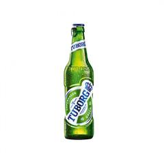 Pivə \ Пиво \ Beer Tuborg Green 0.5 L (şüşə)