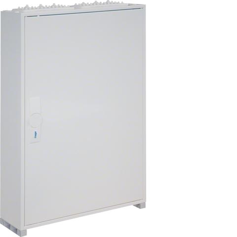 Щиток открытой установки,секционный,с оснасткой,IP44,800x550x161мм (ВхШхГ),одна дверь,RAL9010