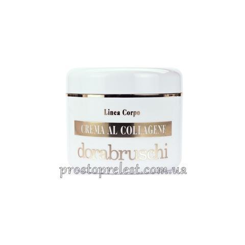 Dorabruschi corpo crema al collagene - Крем для улучшения упругости и тонуса кожи, линия Corpo