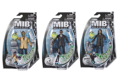 Men In Black 3 Basic Figure With Small Accessory Set 03