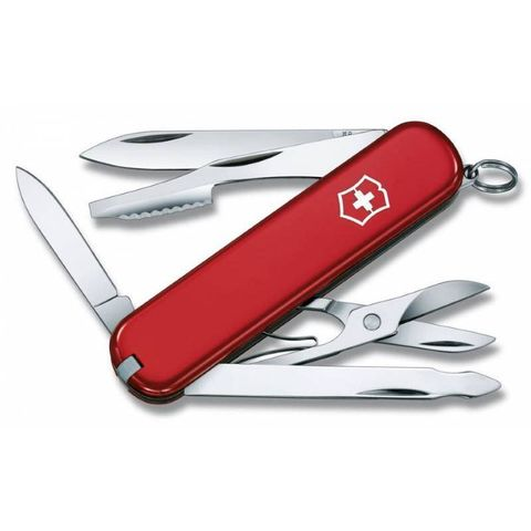 Нож перочинный Victorinox Executive (0.6603) 74мм 10функций красный
