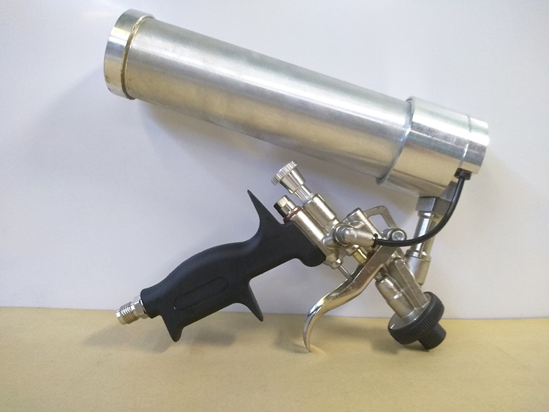 PM3 Пневматический пистолет для распыляемых герметиков