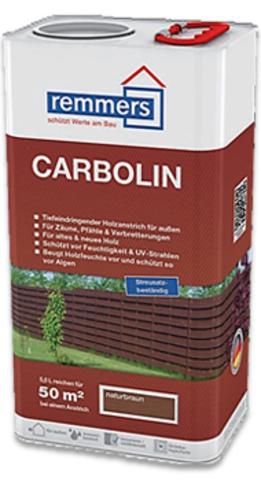 Remmers Carbolin / Реммерс Карболин водоотталкивающее средство для защиты древесины
