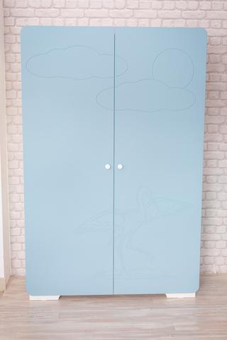 Шкаф 2-х дверный В2