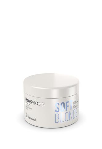 Маска для светлых волос Morphosis Soft Blonde, 200 мл