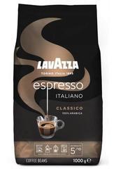 Кофе в зернах Lavazza Espresso 1000г
