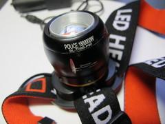 НОВИНКА СЕЗОНА! Налобный аккумуляторный светодиодный фонарь BL-T06B-P90