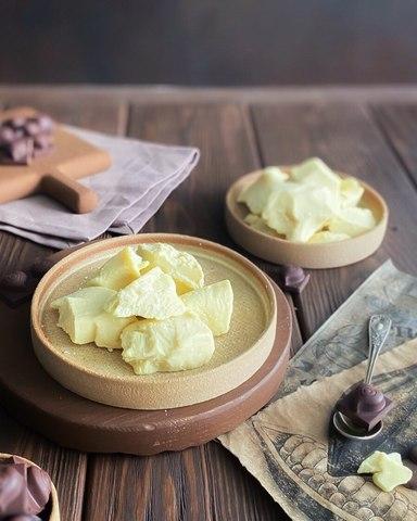 Какао-масло натуральное Fino de Aroma Колумбия, МЕЛКАЯ КРОШКА
