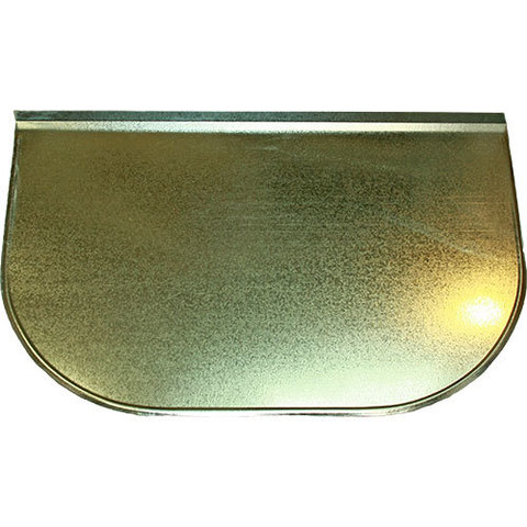Притопочный лист (оцинк. сталь), 600*400 мм