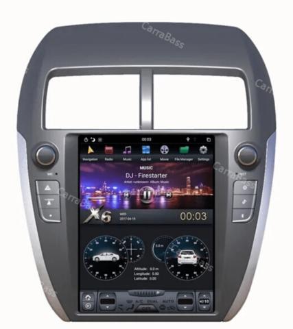 Магнитола для Mitsubishi ASX (2010-2019) Android 8.1 4/32GB модель CB3159PX6