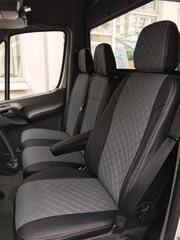 Чехлы на Volkswagen Crafter 2006–2013 г.в.