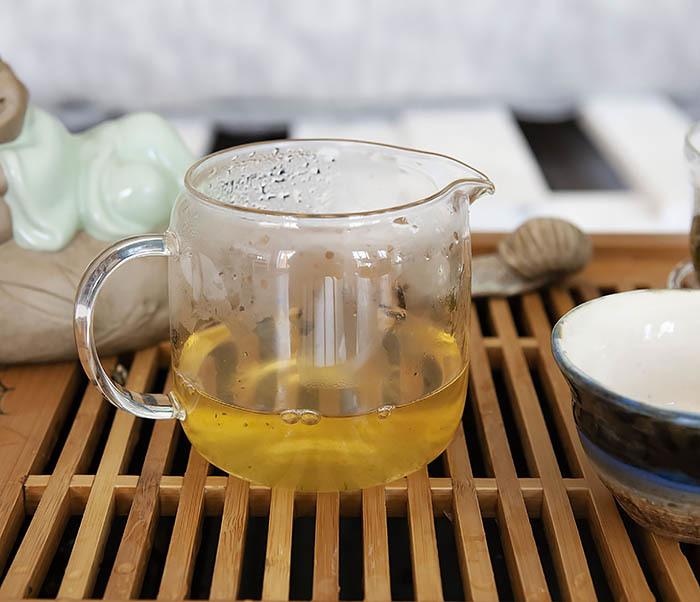 TEA-CH101 Зеленый чай «Изумрудные Спирали Весны» (Билочунь, Юньнань, 50 гр) фото 10