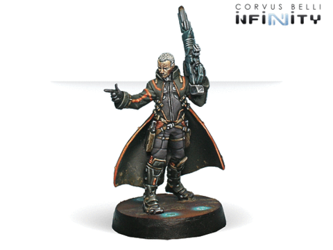 Father Lucien Sforza, Auth. Bounty-Hunter (Viral Rifle + ADHL)