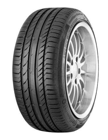 Continental ContiSportContact 5 R17 245/40 91W