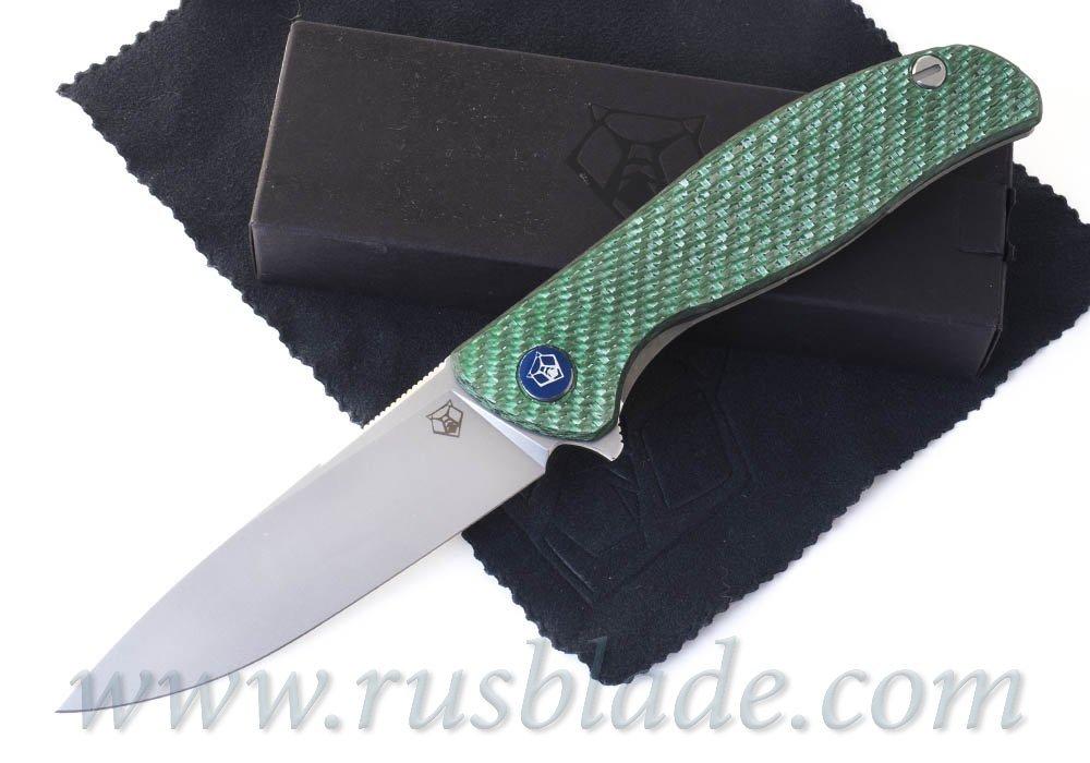 Shirogorov HATI-R M390  Alutex Green MRBS