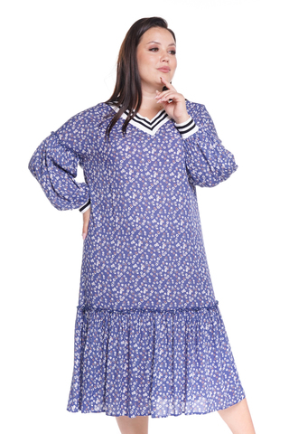 Платье-5587